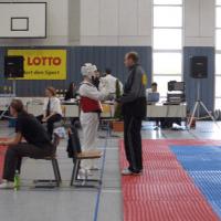 Bericht Header TKD - Gold fuer Alex Leutloff