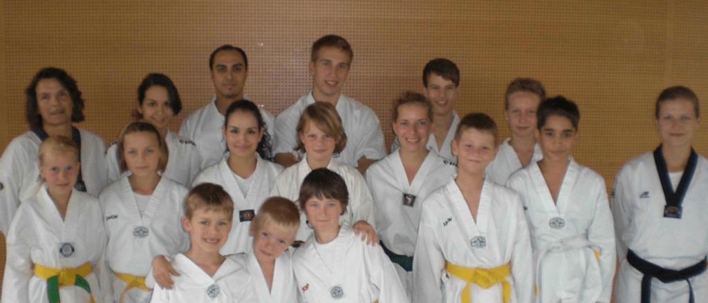 Dreifache Taekwondo Europameisterin beim SSC 02 zu Gast