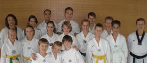Bericht Header TKD - dreifache Taekwondo Europameisterin beim SSC 02 zu Gast