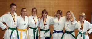 Bericht Header TKD - SSC Taekwondokas erreichen Nniedersachsentitel
