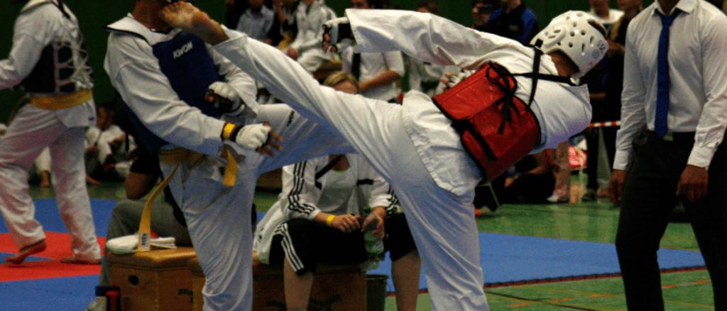Bericht Header TKD - SSC 02 beim heimischen Taekwondo-Turnier erfolgreich