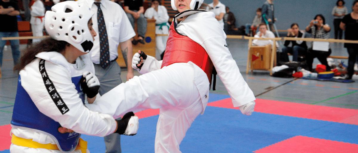 Bericht Header TKD - Caro Kepp mit begeistertem Taekwondo Sieg