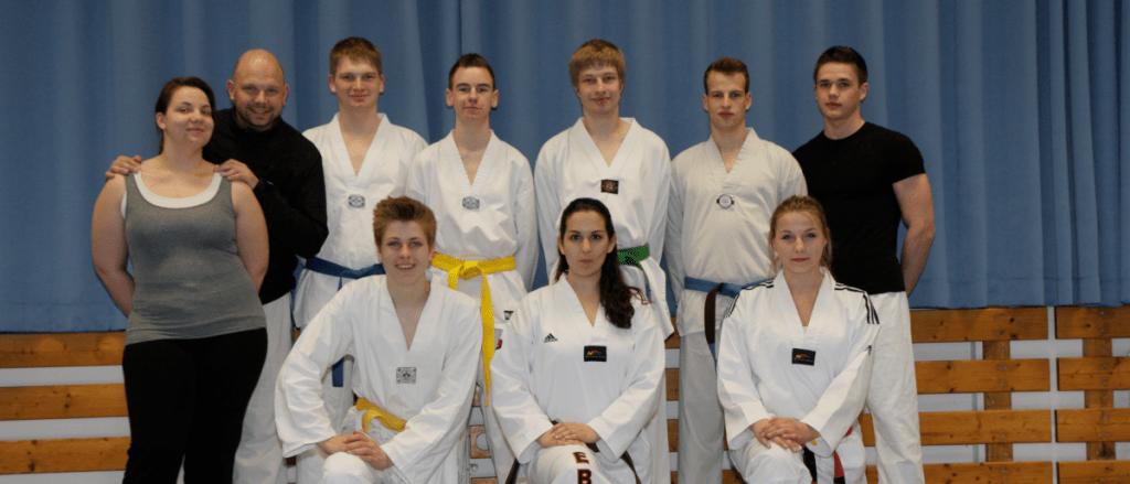 Bericht Header TKD - junges Soltauer Team holt 2x Gold, 1x Silber sowie 3x Bronze beim Hessen Cup 2013