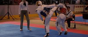 Bericht Header TKD - Steffi Kepp verteidigt ihren Titel bei den Berlin Open