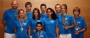 Bericht Header TKD - vier Norddeutsche Titel fuer SSC Taekwondokas