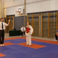 Bericht Header TKD - Vivian Muehlmann erkaempft Taekwondo Gold
