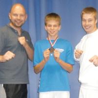 Bericht Header TKD - zwei Titel fuer SSC 02 bei Norddeutscher Taekwondo Meisterschaft