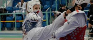 Header Taekwondo - Stefanie Kepp