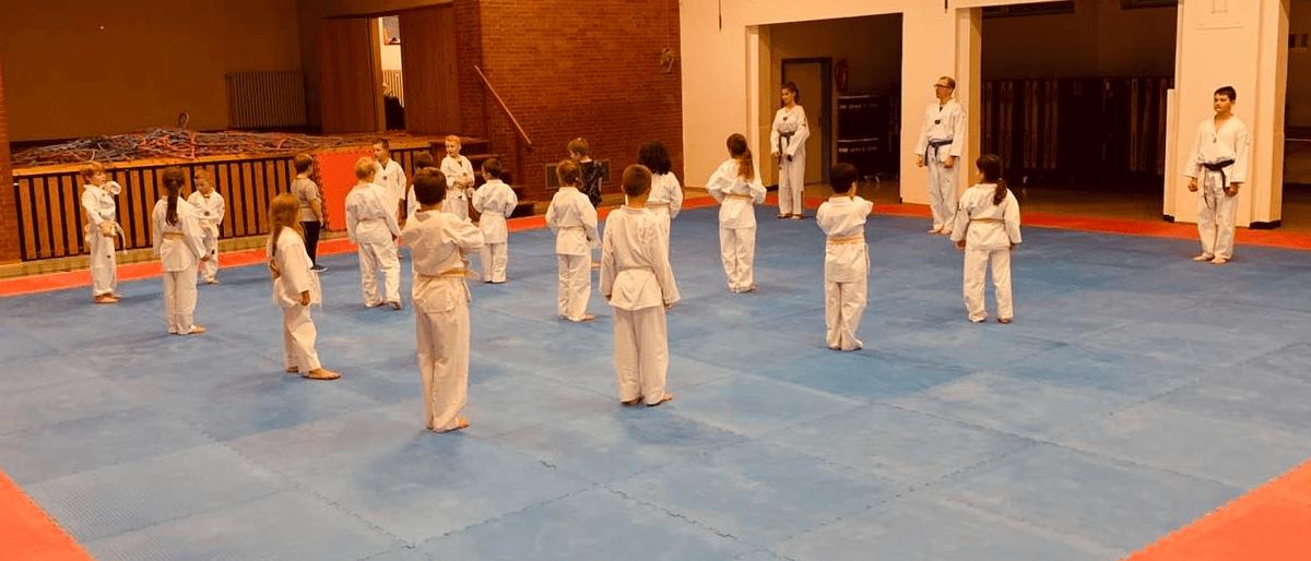 Bericht Header TKD - Neue Wettkampfmatten fuer sie Taekwondo Kaempfer